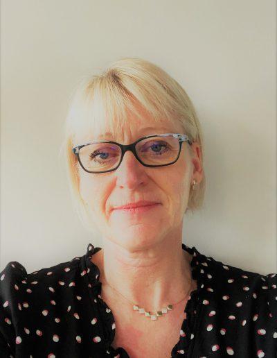 Enseignante de la classe GS/CP Mme Sophie Dulfos