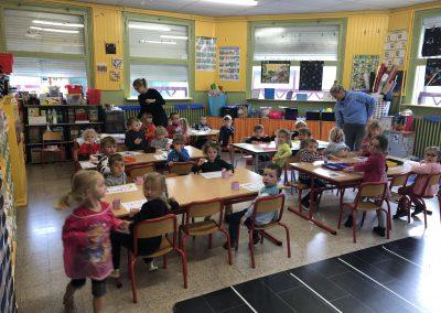 Ecole Sainte Germaine la classe de MS