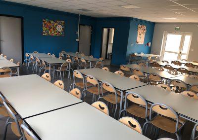 Ecole Sainte Germaine photo de la cantine rénové en 2018