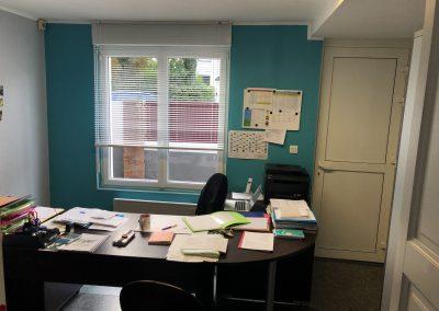 Ecole Sainte Germaine photo du bureau de la direction