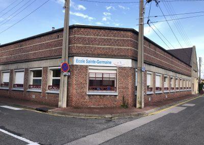 Ecole Sainte Germaine photo façade principale