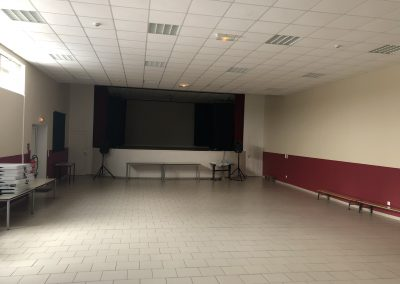 Ecole Sainte Germaine photo de la salle polyvalente